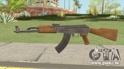 Shrewsbury Assault Rifle GTA IV für GTA San Andreas