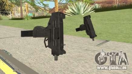 Micro SMG GTA IV für GTA San Andreas