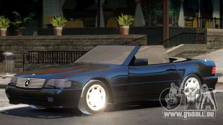 Mercedes SL500 V1.0 für GTA 4