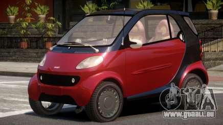 Smart For Two V1 für GTA 4