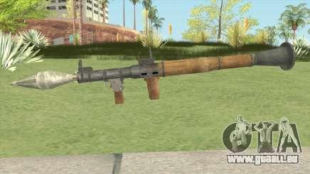 Rocket Launcher GTA IV für GTA San Andreas