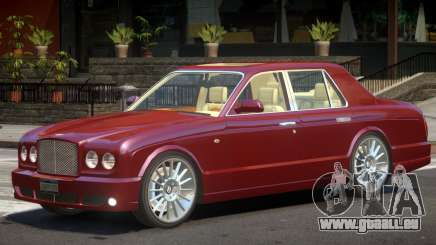 Bentley Arnage V1.1 pour GTA 4