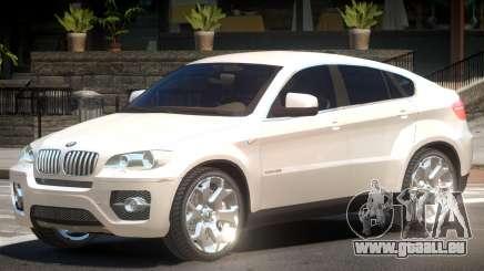 BMW X6 VS pour GTA 4