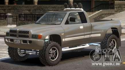 1994 Dodge Ram 2500 pour GTA 4