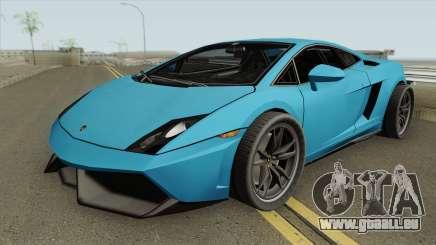Lamborghini Gallardo LP570-4 Superleggera (MQ) pour GTA San Andreas