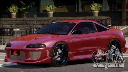 Mitsubishi Eclipse Custom pour GTA 4