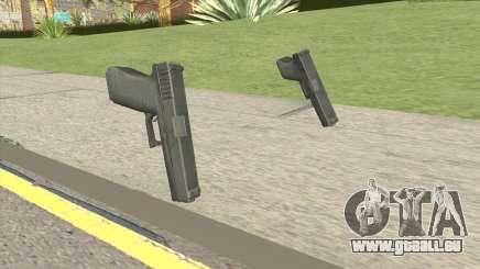 Pistol 50 GTA IV für GTA San Andreas