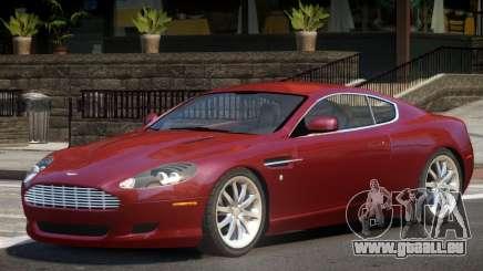 Aston Martin DB9 V1.2 für GTA 4