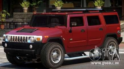 Hummer H2 V1.1 für GTA 4