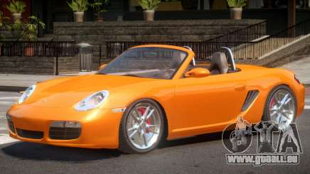 Porsche Boxster S7 für GTA 4