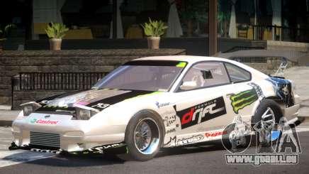 Nissan S330SX V1 PJ pour GTA 4