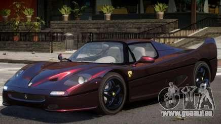 1995 Ferrari F50 für GTA 4