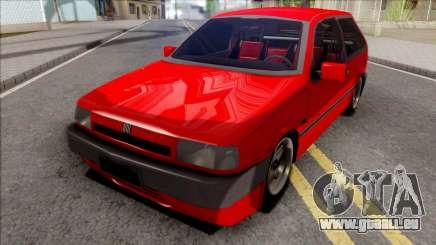 Fiat Tipo Red für GTA San Andreas