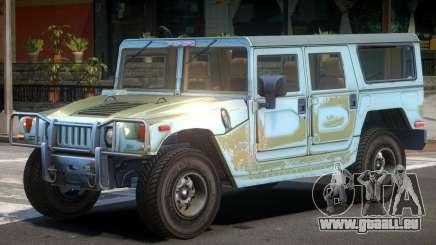 Hummer H1 V1 für GTA 4