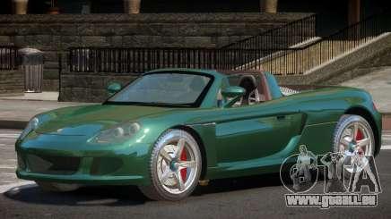 Porsche Carrera V1.1 pour GTA 4