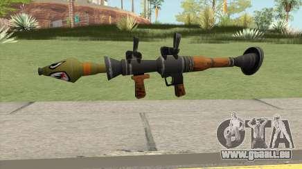 Rocket Launcher (Fortnite) pour GTA San Andreas