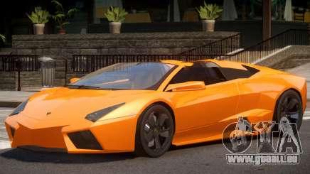 Lambo Reventon V1 für GTA 4