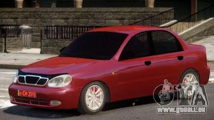 Daewoo Lanos V1.0 für GTA 4