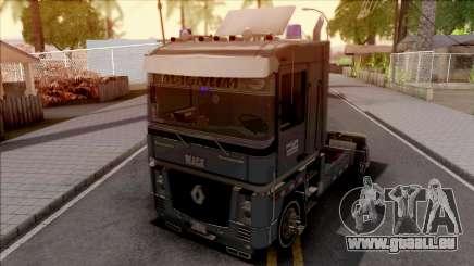 Renault Magnum Grey pour GTA San Andreas