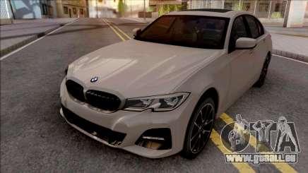 BMW 3-er G20 pour GTA San Andreas