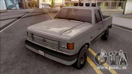 GTA V Vapid Sadler Retro pour GTA San Andreas