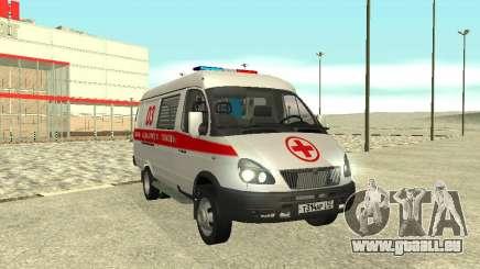GAZ 3302 Notfall für GTA San Andreas