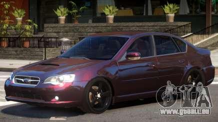Subaru Legacy V1 pour GTA 4