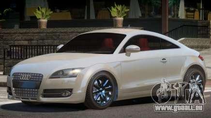 Audi TT Y07 pour GTA 4