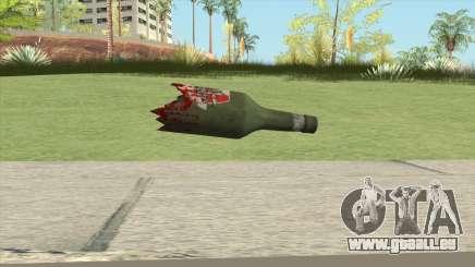 Broken Stronzo Bottle V2 GTA V für GTA San Andreas