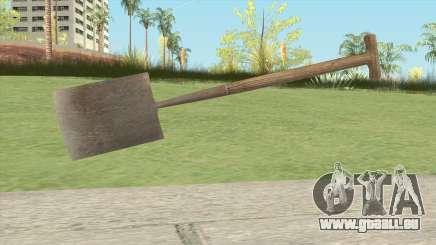 Shovel GTA IV pour GTA San Andreas