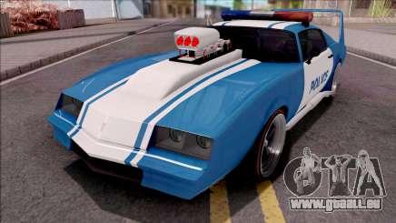 GTA V Imponte Phoenix Custom Police für GTA San Andreas