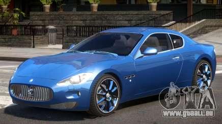 Maserati Gran Turismo Y12 R1 pour GTA 4