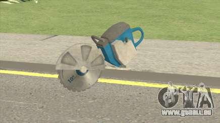 Chainsaw GTA IV pour GTA San Andreas