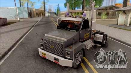 Chevrolet Kodiak Tractocamion für GTA San Andreas