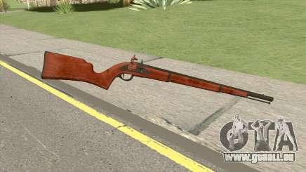 Edinburgh Musket (Orange) GTA V für GTA San Andreas