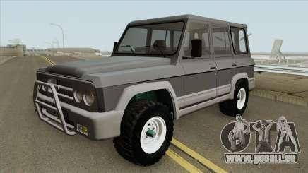 Aro 244 V2 pour GTA San Andreas