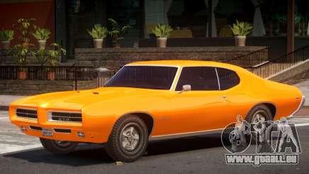 1972 Pontiac GTO V1.1 für GTA 4