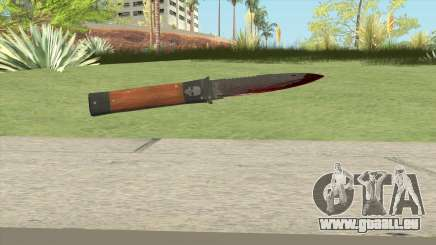 Edinburgh Switchblade (Bodyguard) V2 GTA V pour GTA San Andreas