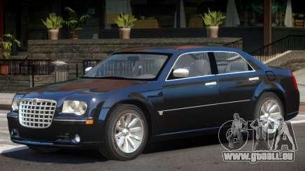 Chrysler 300C SRT8 V1.2 für GTA 4