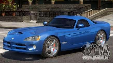Dodge Viper Y12 pour GTA 4