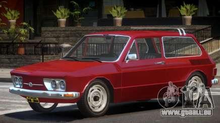 Volkswagen Brasilia V1.0 für GTA 4