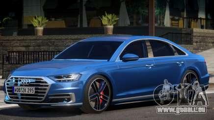 Audi A8 Elite pour GTA 4