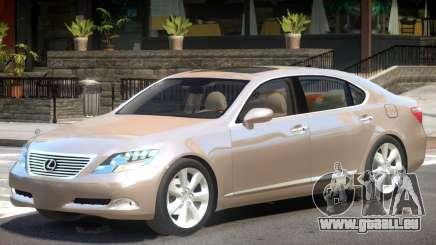 Lexus LS600 V1 pour GTA 4