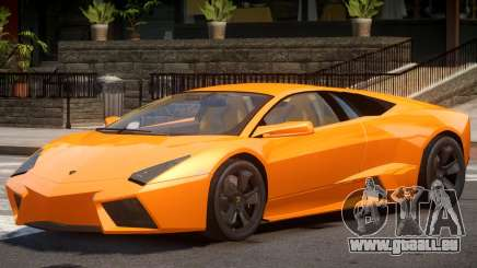 Lamborghini Reventon V1.0 für GTA 4