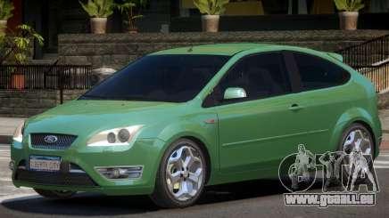 Ford Focus ST V1.0 pour GTA 4