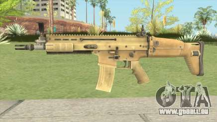 SCAR-L (Contagion) pour GTA San Andreas