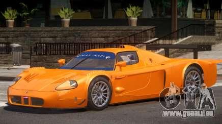 Maserati MC12 R V1 pour GTA 4
