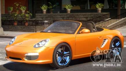 Porsche Boxster für GTA 4