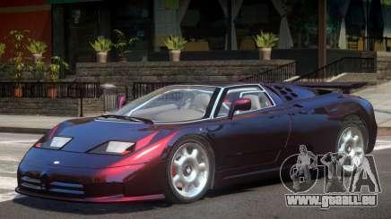Bugatti EB110 V1 pour GTA 4