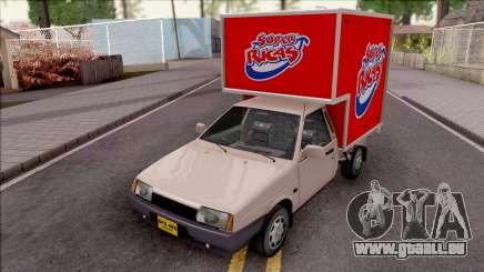 Lada Samara Super Ricas für GTA San Andreas